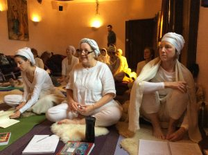 Kri Level 1 Teacher Training Kundalini Yoga Sound Healing